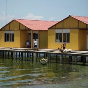 Casas-en-palafitos